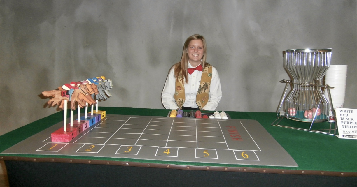 Table Top Horse Racing